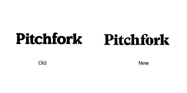 Pitchfork Logos