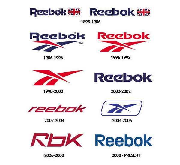 Reebok Logos