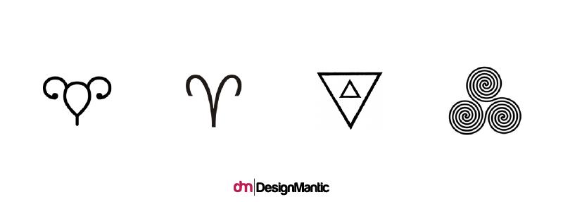 symbolism in religious logos