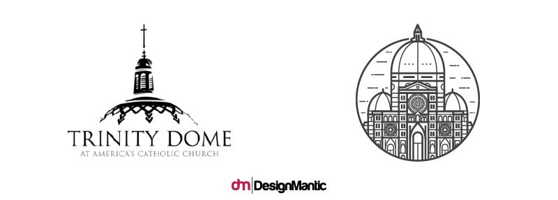trinity dome logo