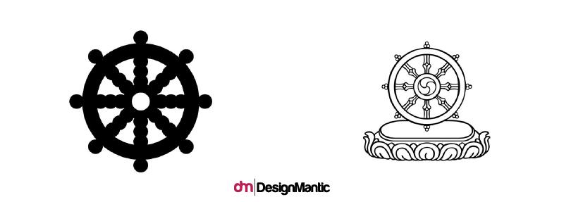 Symbolism In Religious Logos Designmantic The Design Shop