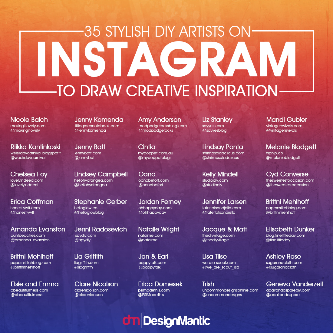 35 DIY Artists On Instagram