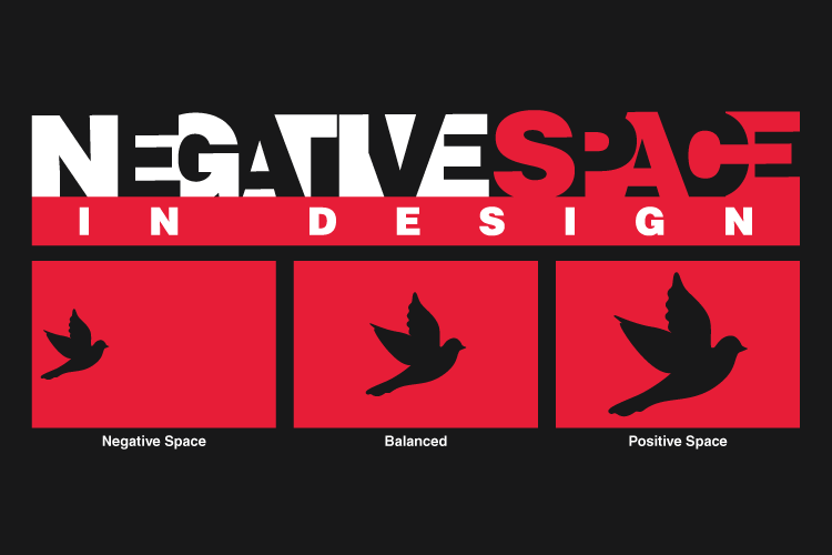 Negative Space In Graphic Design Designmantic The Design Shop,Interior Design Templates