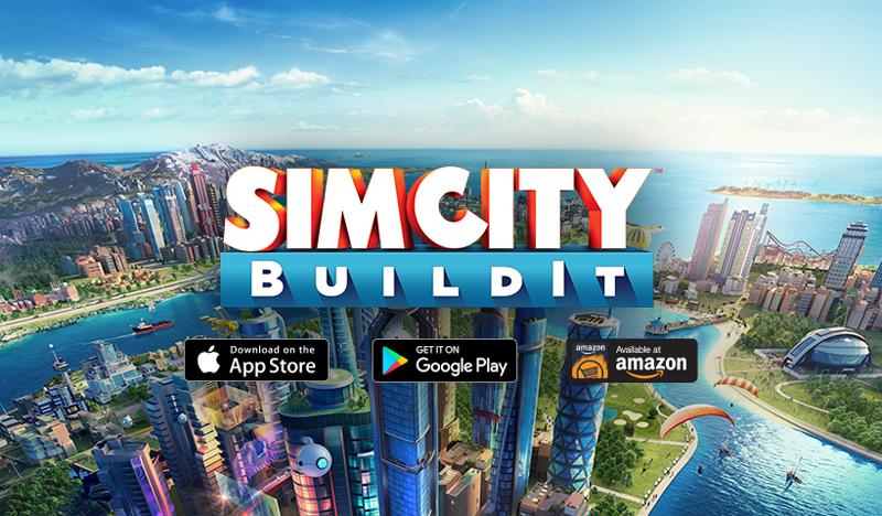 SimCity app