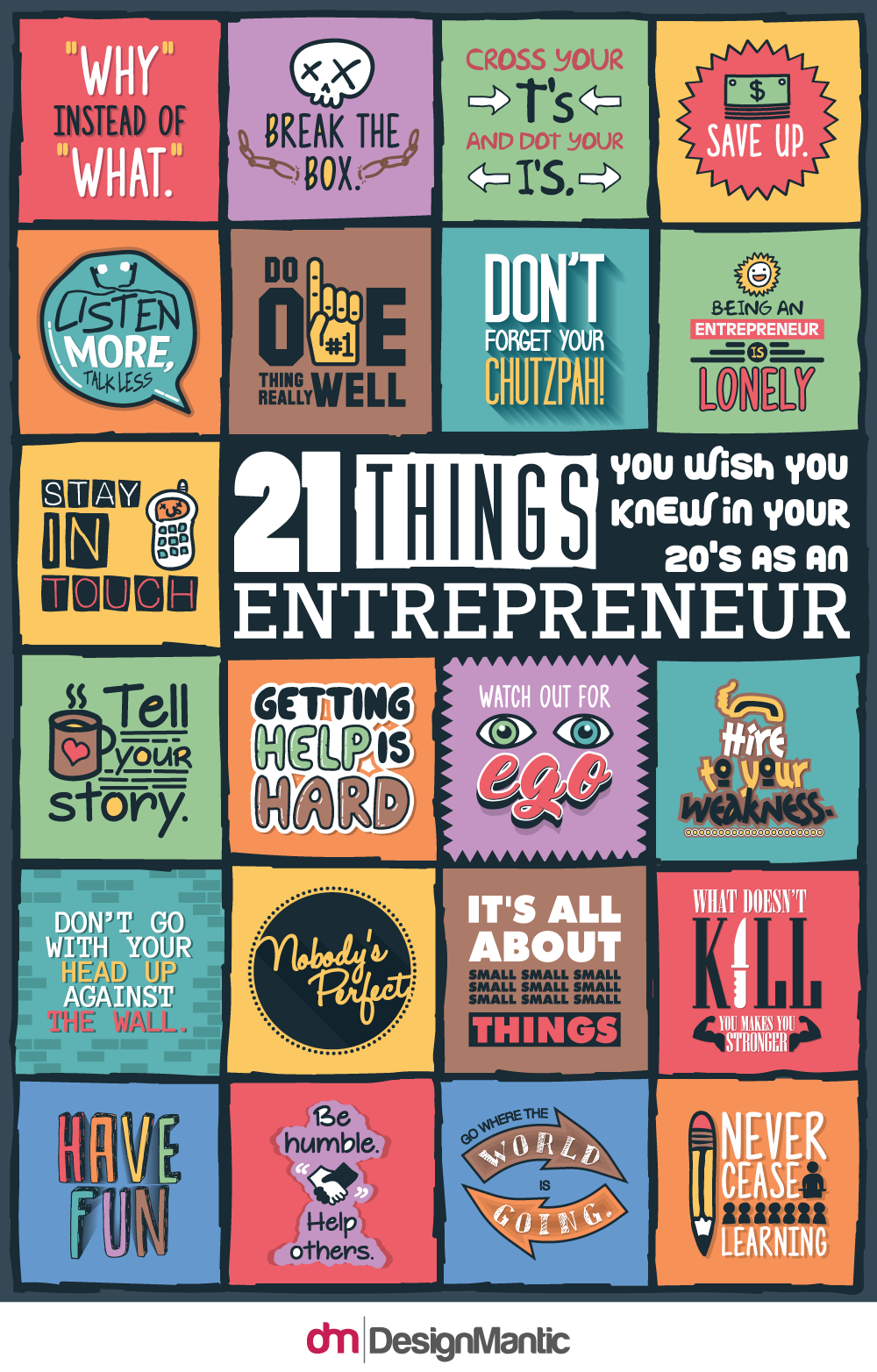 21 Things You Knew In Your 20s As An Entrepreneur