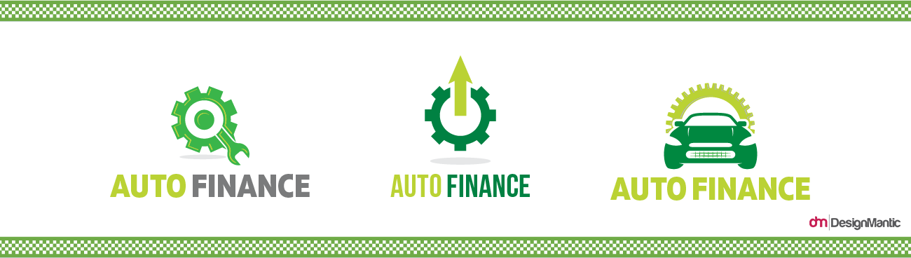 Green Auto Finance Logo