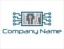 Internet Web Design Logo