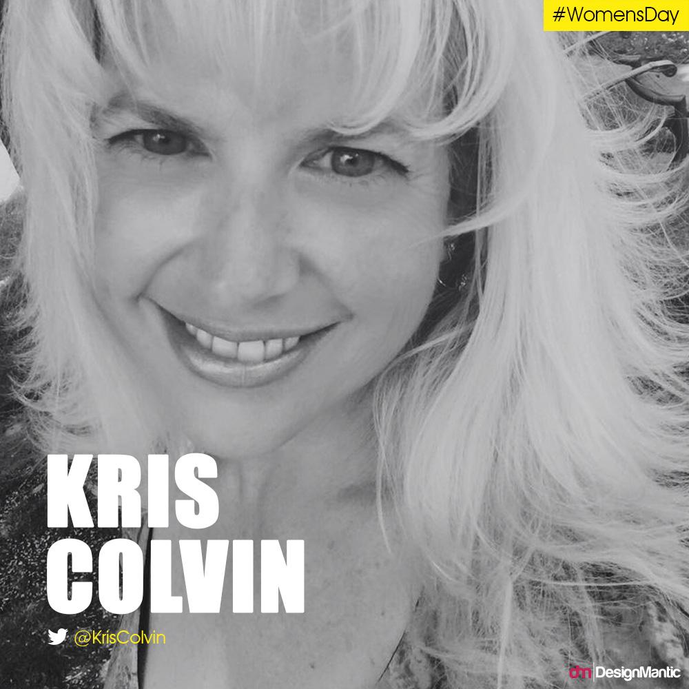 Kris Colvin