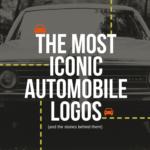 Popular automobile logos