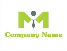 Businessman Logo