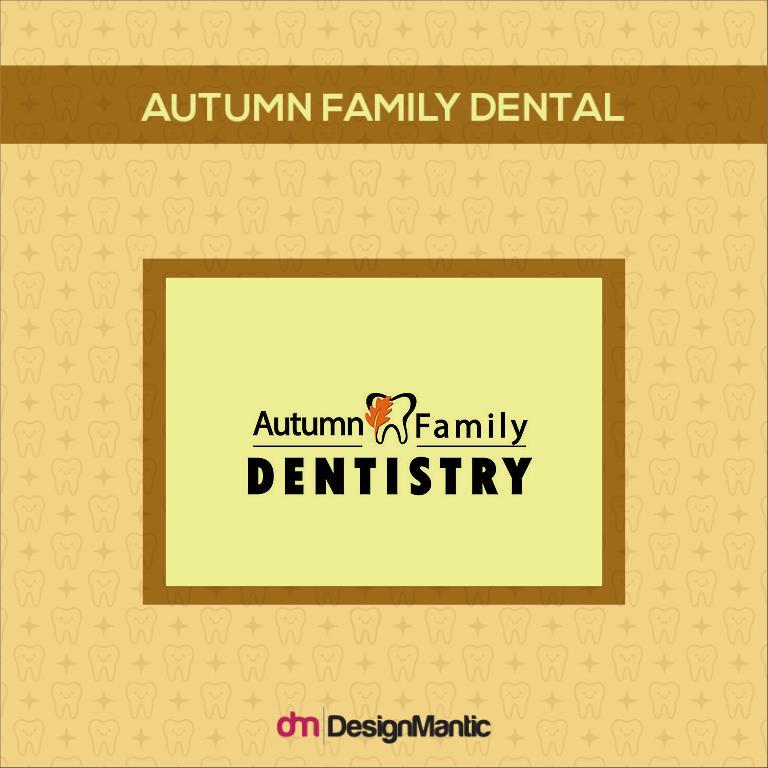Autumn Family Dental Logo