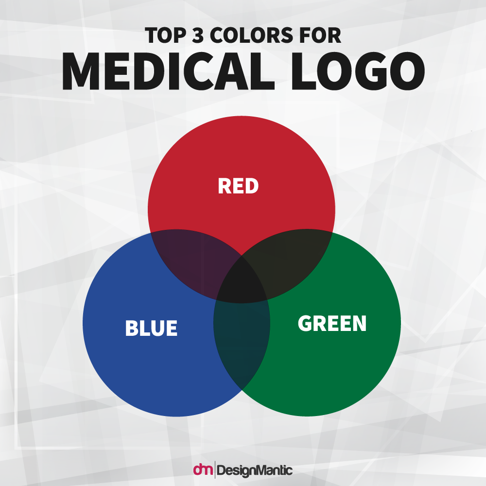 Colors For Medical Logos