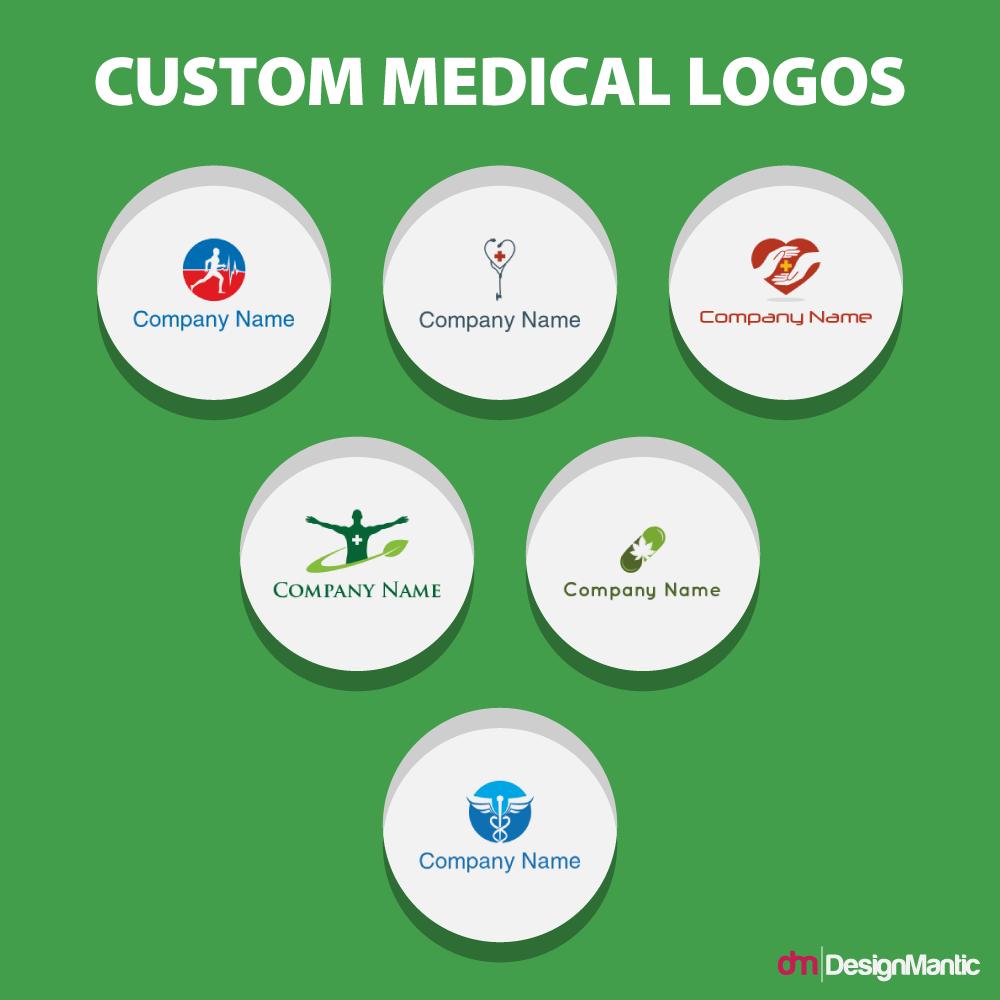 Custom Medical Logos