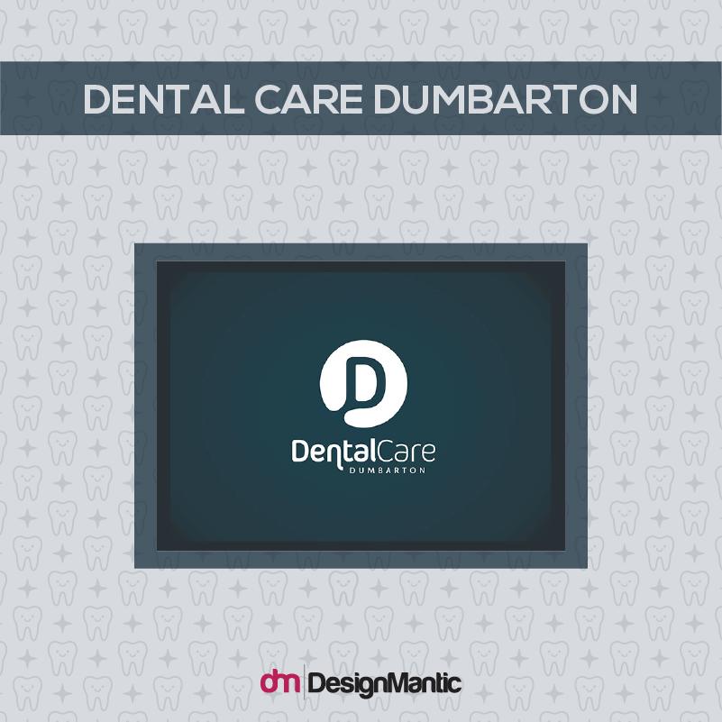 Dental Care Dumbarton Logo