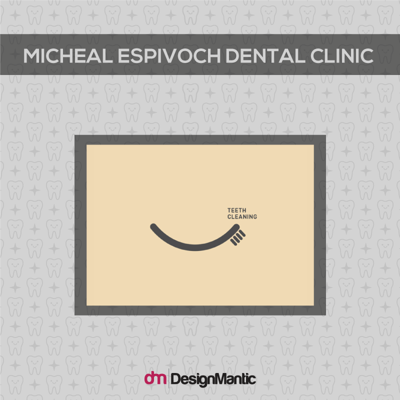 Micheal Espivoch Dental Clinic Logo