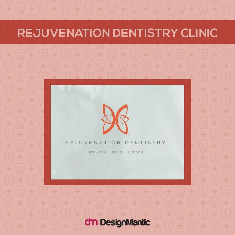 Rejuvenation Dentistry Clinic Logo