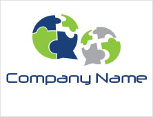 Business Networking Logo
