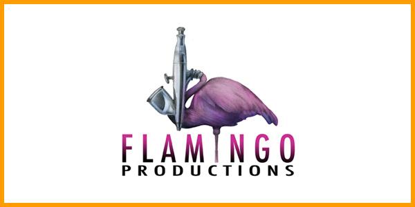 Flamingo Productions Logo