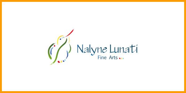 Nalyne Lunati Fine Arts Logo