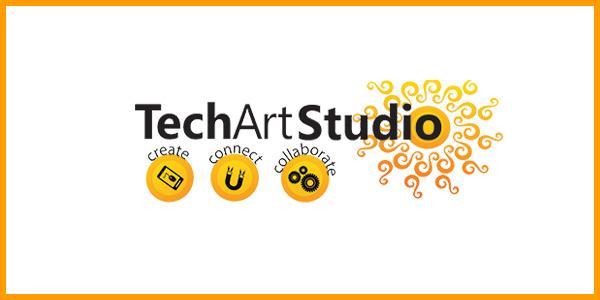 Tech Art Studio Logo