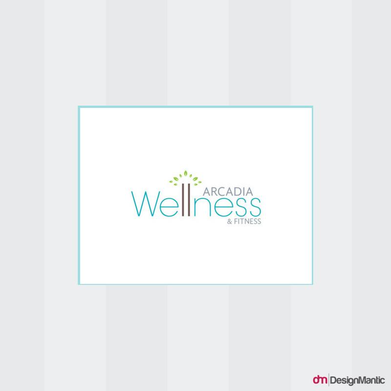 Arcadia Wellness Fitness Logo