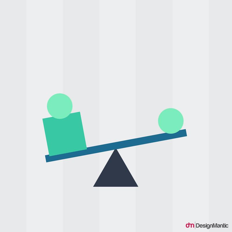 Asymmetrical Balance In Logos