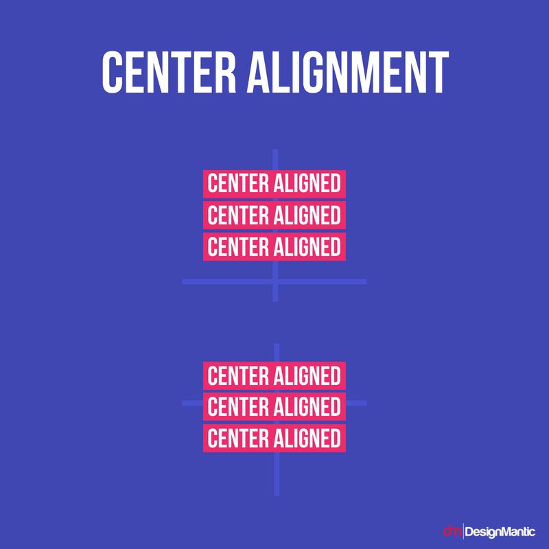 Center Alignment
