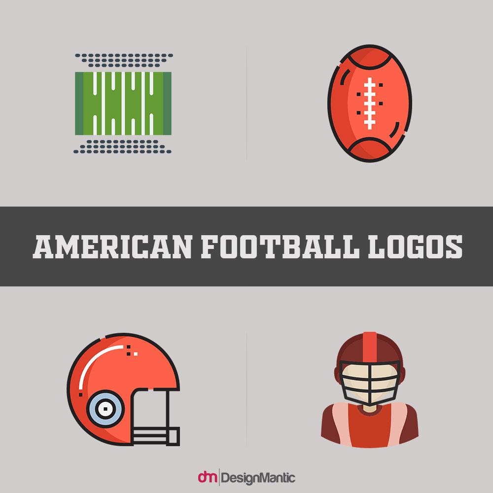 American Football Logos