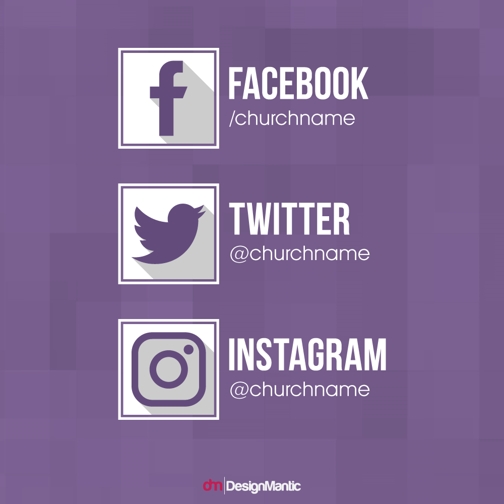 Connect On Social Media