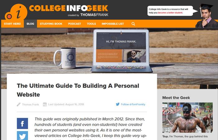 College Info Geek