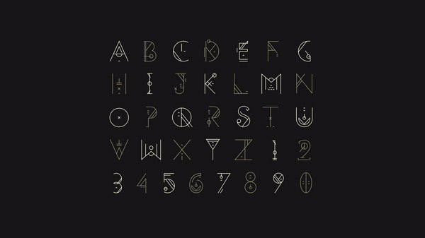 Illusive Font