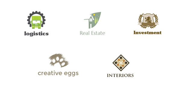 DesignMantic Logos