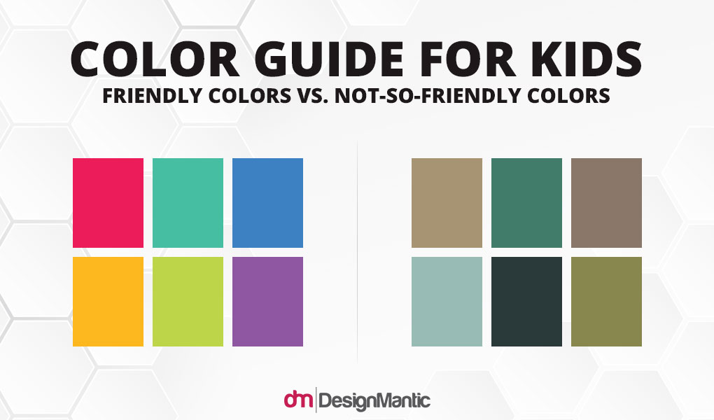Color Guide For Kids