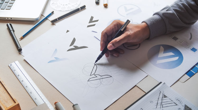 Create Evergreen Logo