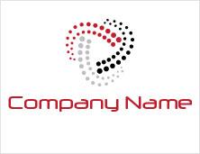 Gradient Advertising Logo