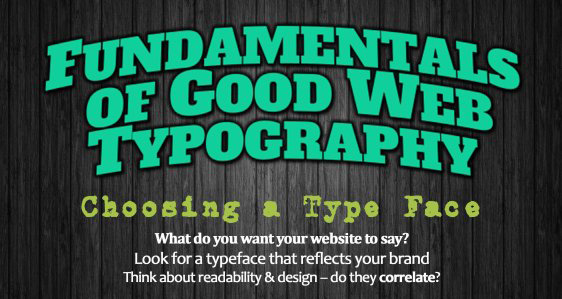 Fundamentals of Web Typography