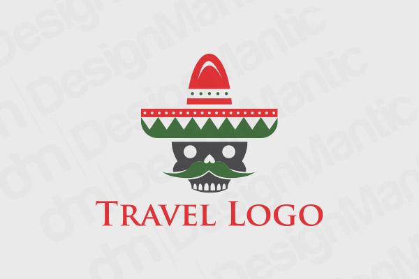 Mexican Cultural Logo