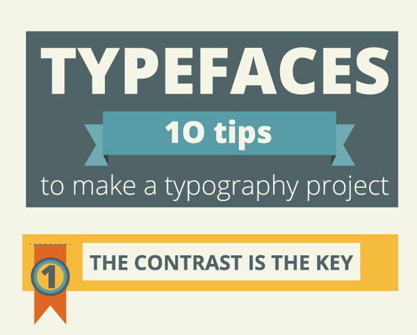 Typefaces 10 Tips