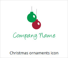 Christmas and Festive Goods Logo
