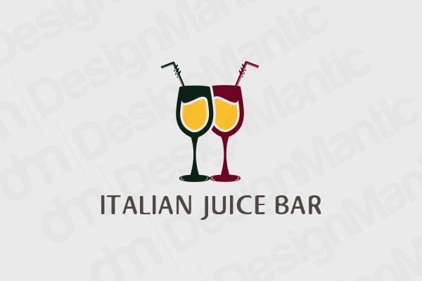 Italian Juice Bar Logo