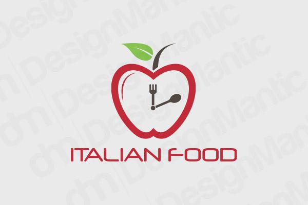 Italian Restaurant Logo 14