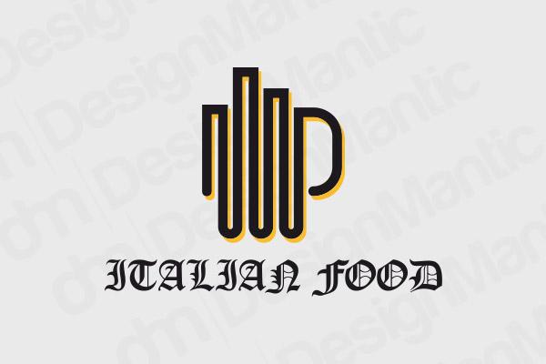 Italian Restaurant Logo 2