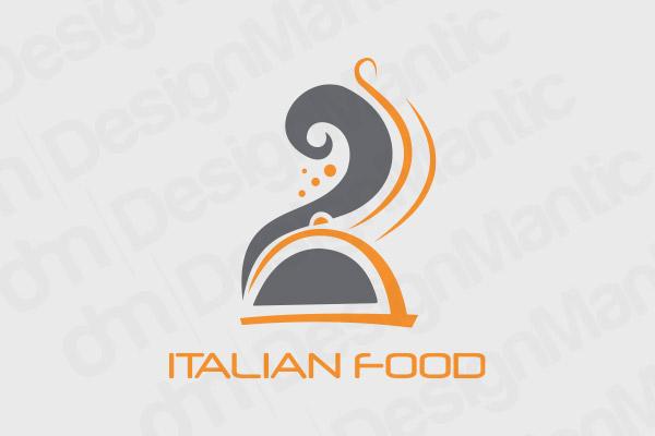 Italian Restaurant Logo 3