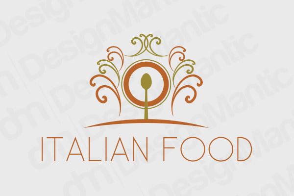 Italian Restaurant Logo 4