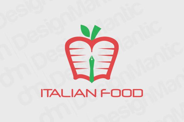 Italian Restaurant Logo 7
