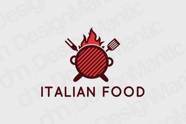 Italian Restaurant Logo 9
