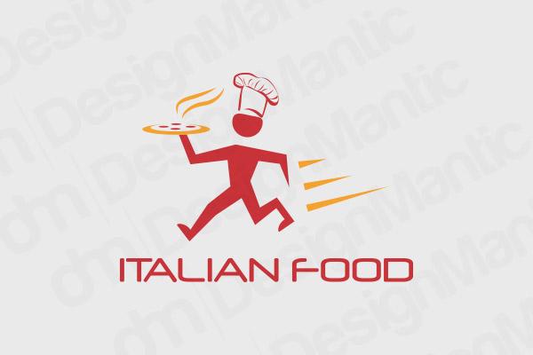 Italian Restaurant Logo 11