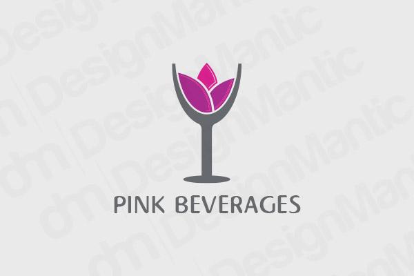 Pink Beverages Logo