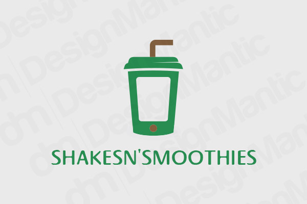 Shakes N Smoothies Logo