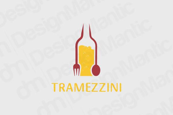 Italian Restaurant Logo 17